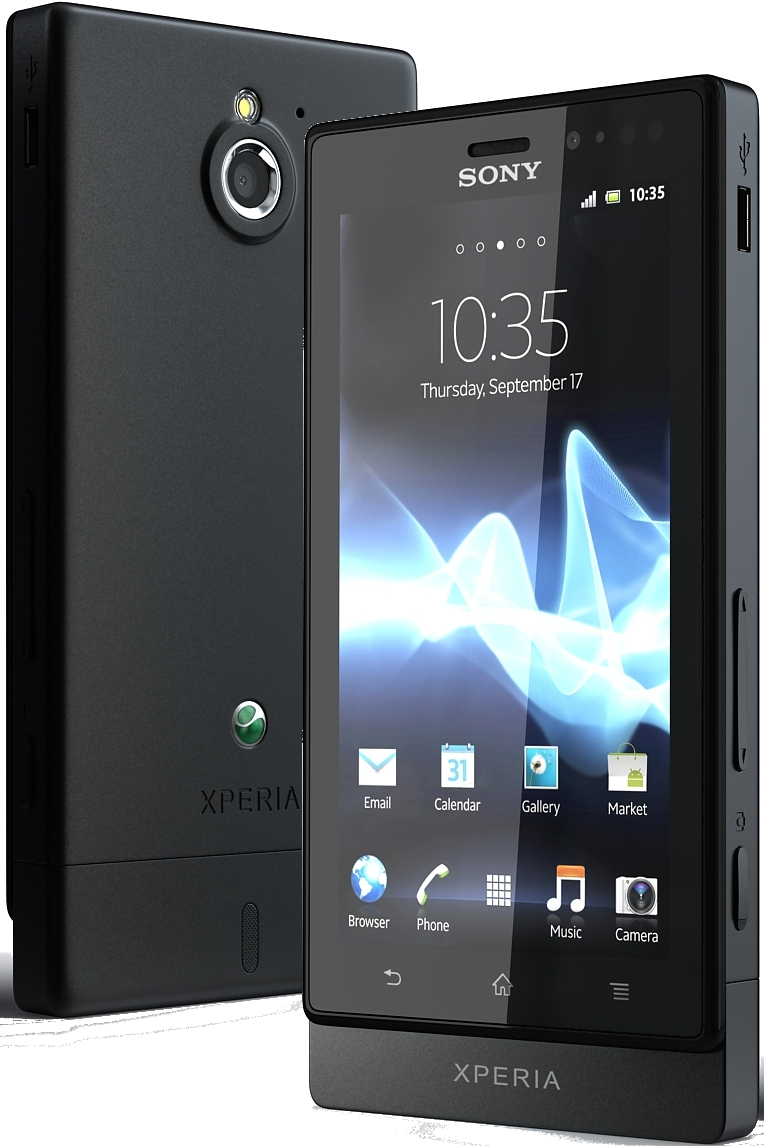 Sony Xperia sola photo